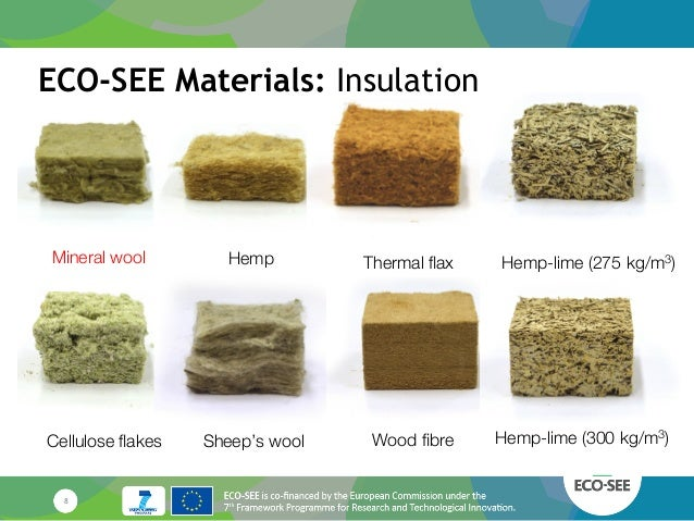 Eco See Nature Inspired Healthy Building Materials