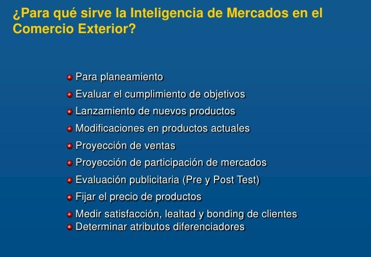 01 el comercio exterior y su relacion con inteligencia de for Comercio exterior que es