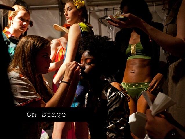 On stage 03/09/13  Fashion Communication 2013  23