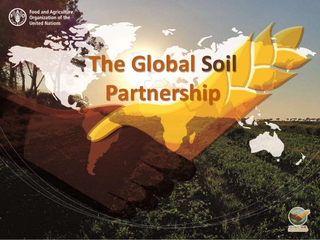 The Global Soil Partnership