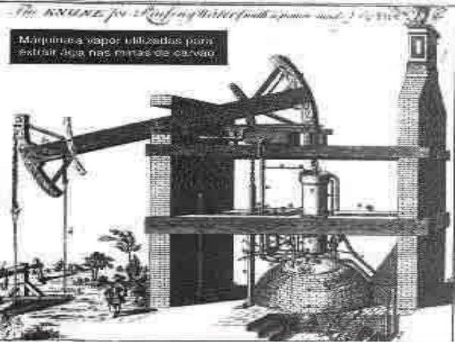 Condições de trabalho na Revolução            IndustrialOs avanços tecnológicos permitiram a substituiçãoda         mão-de...