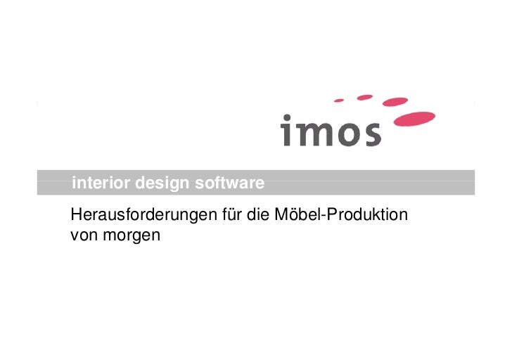 interior design softwareHerausforderungen für die Möbel-Produktionvon morgen