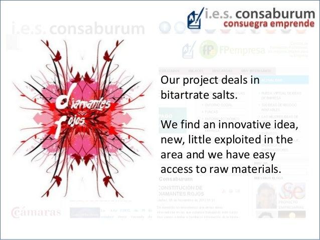 Innovative business ideas 2013 Slide 2