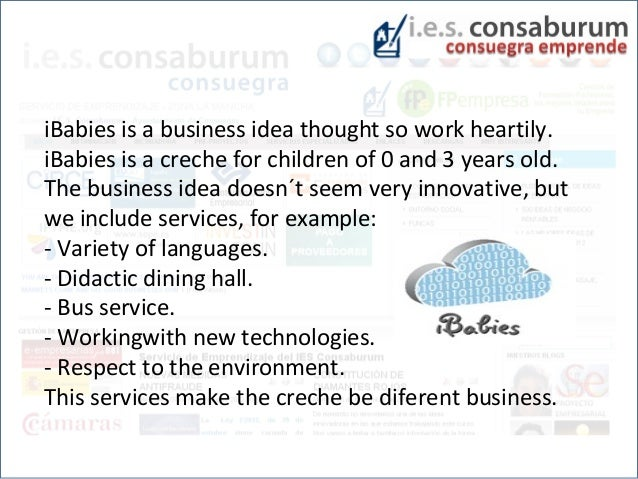 Innovative business ideas 2013 Slide 3