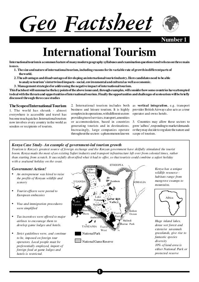Geo Factsheet  September 1996                                                                                             ...