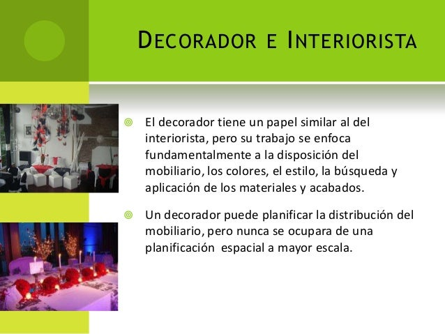 01 introducci n al dise o y decoraci n de interiores for Decorador interiorista