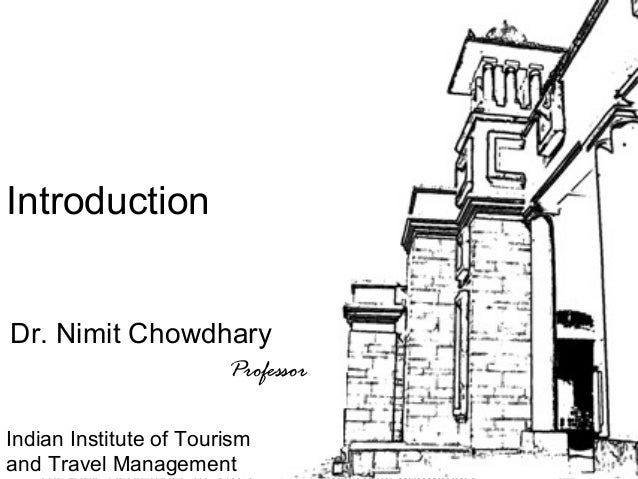 01 introduction to Tourist guiding