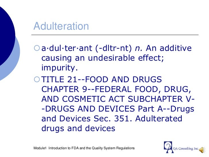 "an introduction to the fda wpa and food acts in the united states New fda policies on antibiotic use in food sold in the united states were for food food and drug administration, ""fda 2012 summary report on."