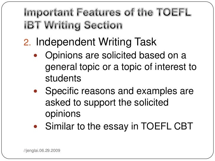 toefl independent essay word limit Guide to writing a toefl essay independent task your gateway for toefl ibt success 2 guide to writing a toefl essay - four tactics for time limits on toefl ibt speaking tasks teflspeakingcom english.