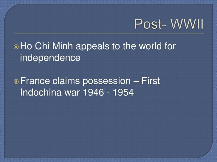 an introduction to ho chi minhs rise to freedom A short biography and background note on ho chi minh  freedom of expression and organisation  on 17 august ho appeals to the vietnamese people to rise in.