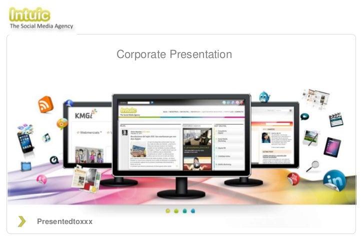 Corporate Presentation<br />Presentedtoxxx<br />