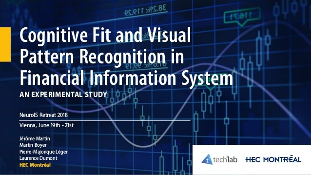 Cognitive Fit and Visual Pattern Recognition in Financial Information System An Experimental Study Jérôme Martin Martin Bo...