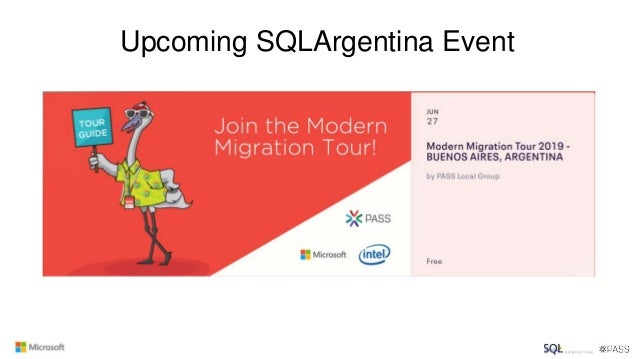 SQLArgentina - Data Platform Summit BA - Keynote