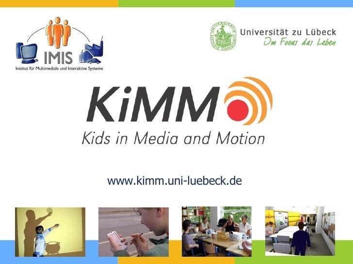 www.kimm.uni-luebeck.de