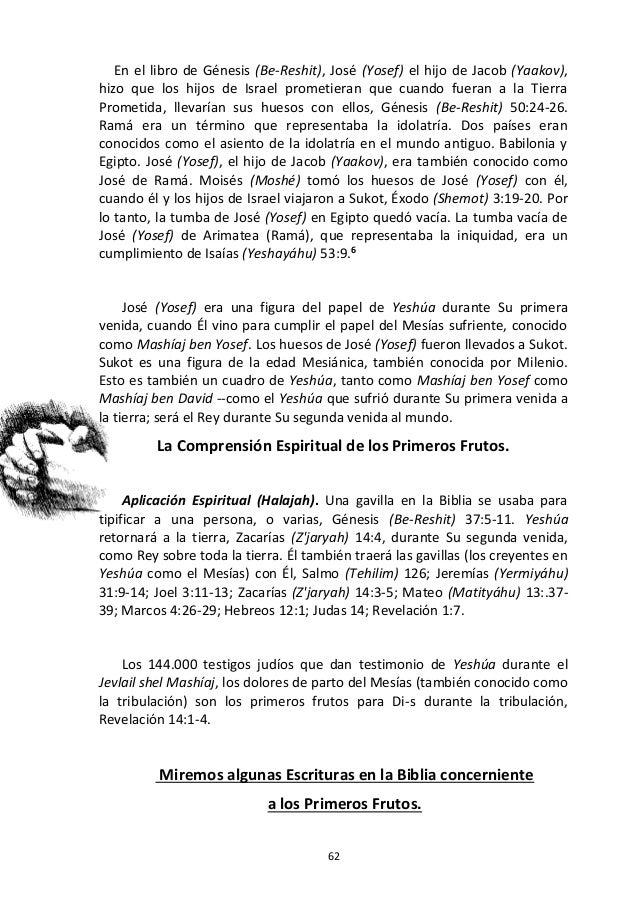 LAS SIETE FIESTAS DEL MESÍAS - Edward Chumney