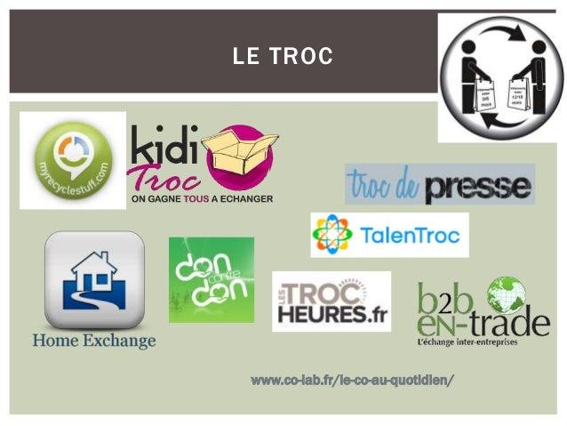 CO-HABITATION  www.co-lab.fr/le-co-au-quotidien/