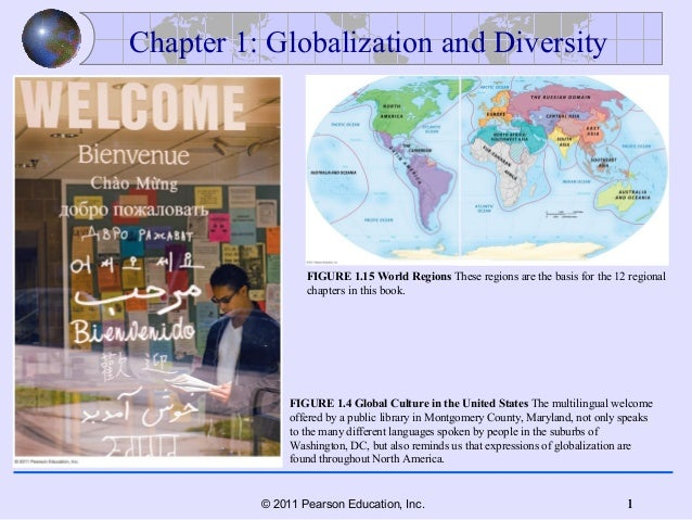 11© 2011 Pearson Education, Inc. FIGURE 1.15 World Regions These regions are the basis for the 12 regional chapters in thi...