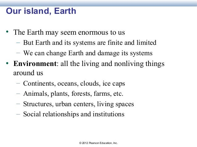 Essential environment 4e chapter 1 powerpoints fandeluxe Choice Image