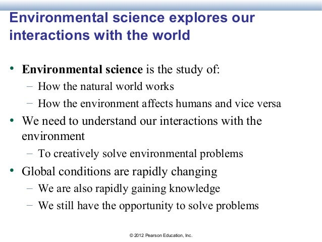 Essential environment 4e chapter 1 powerpoints environmental changes threaten our long term well being and survival 5 fandeluxe Choice Image