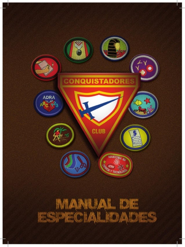 01 Manual de Especialidades | Club de Conquistadores