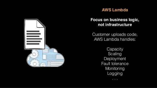 Microservice Architecture on AWS using AWS Lambda and ...