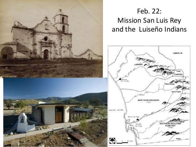Mission San Luis Rey Slide 3