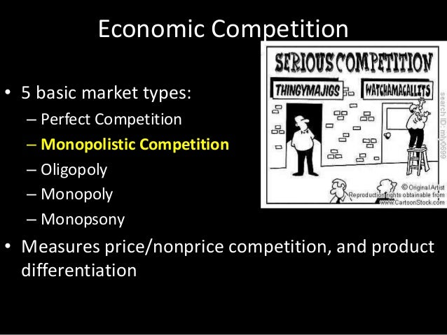 economics product differentiation in monopoly essay Essay analyzing microeconomics and monopoly and 90,000+ more term analyzing microeconomics and monopoly essay product differentiation.