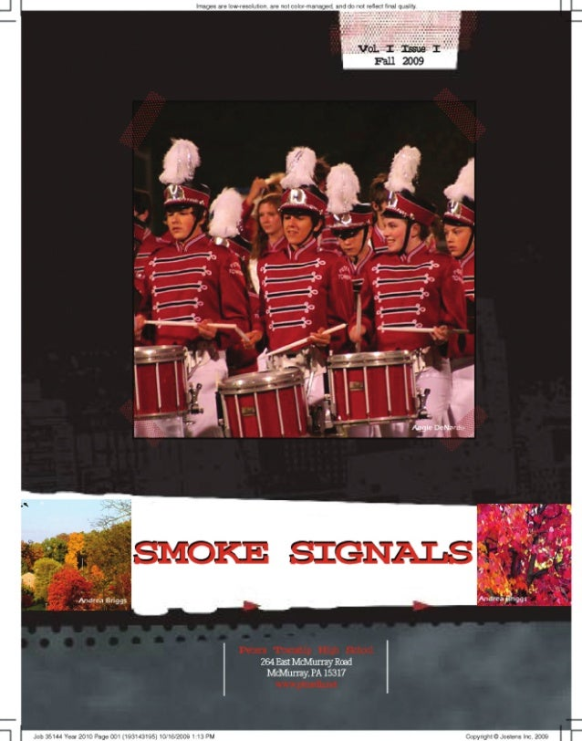 Nov. 2009 Smoke Signals Issue 1