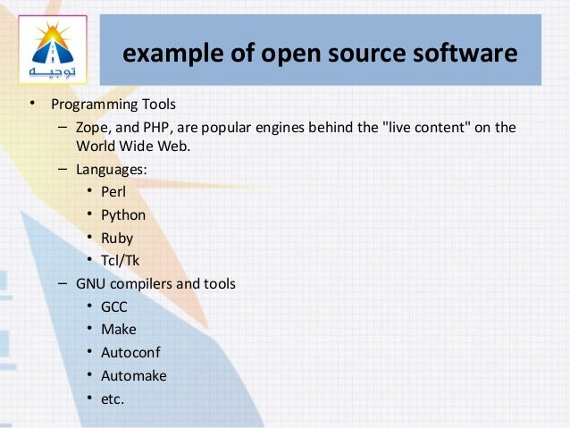 Open source – galih wahyu.