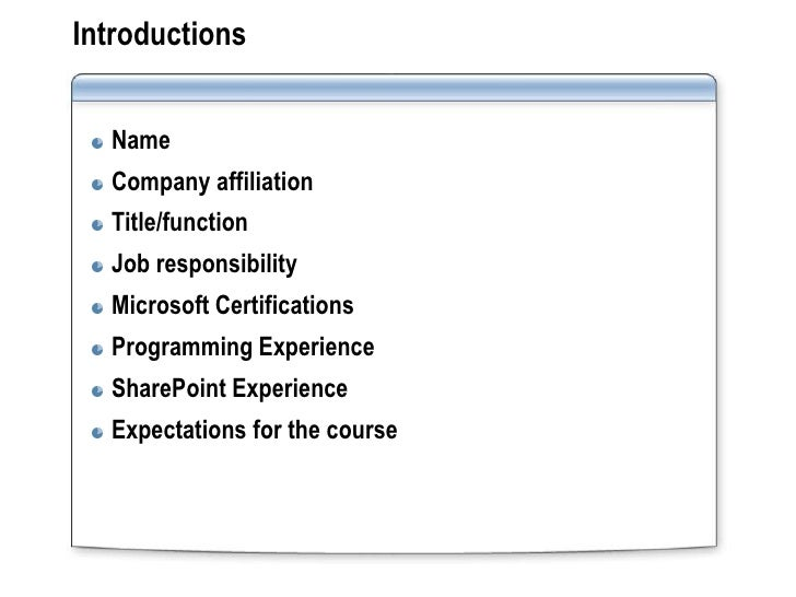 SharePoint Governance