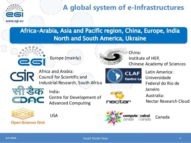 Overview of infrastructure and operations plans (Matthew Viljoen) Slide 2