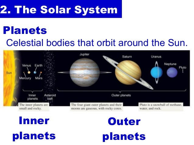 1 CS - Earth and Universe