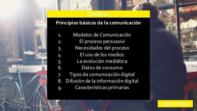 Principios de la Comunicación Slide 2