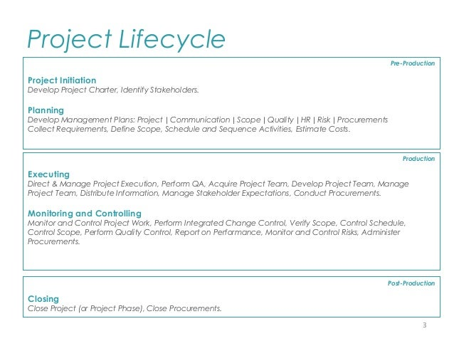 PMP - Project Initiation Template for Professionals