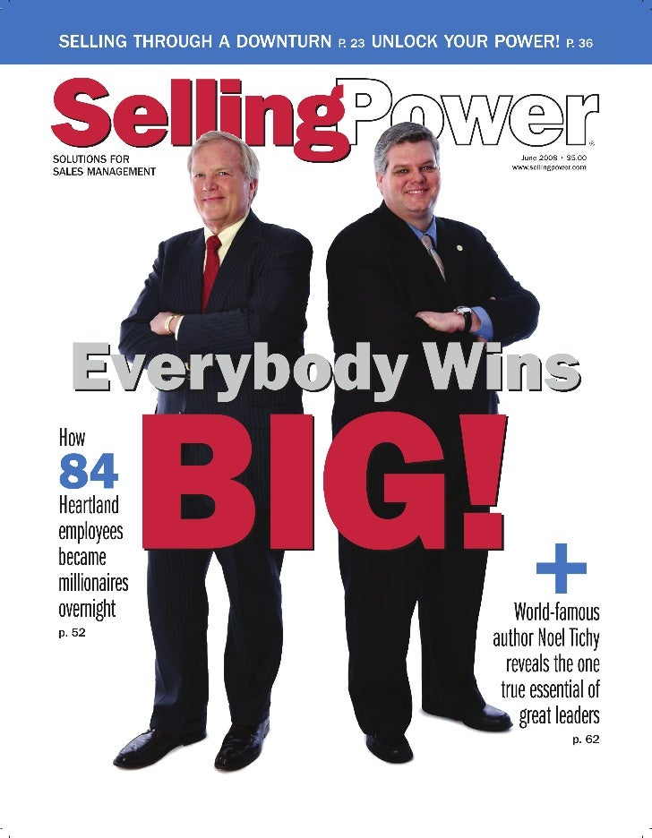 Everybody Wins               BIG!                                How 84 Heartland                                Payment S...