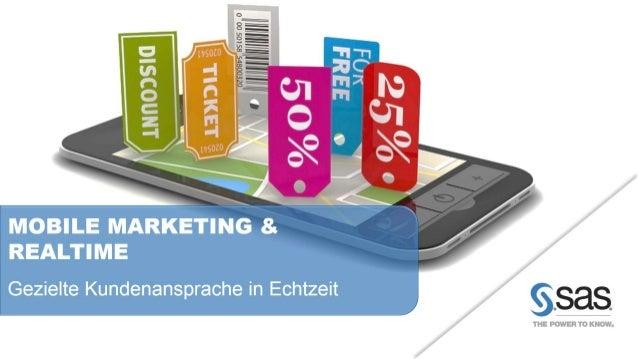 Die Mediennutzung der Kunden hat sich grundlegend verändert: Im Zentrum steht das Smartphone als universelles Kommunikatio...