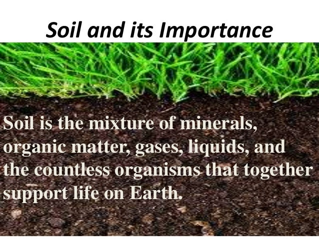 01 soil pollution tg for Importance of soil minerals