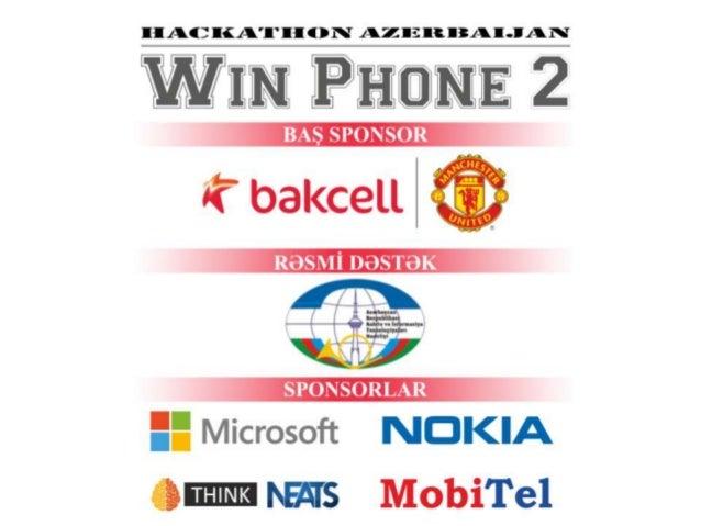 STATİSTİKA                       Rəşad Əliyev                Hackathon Azerbaijan                       13 Mart 2013      ...