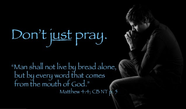 are you struggling with prayer