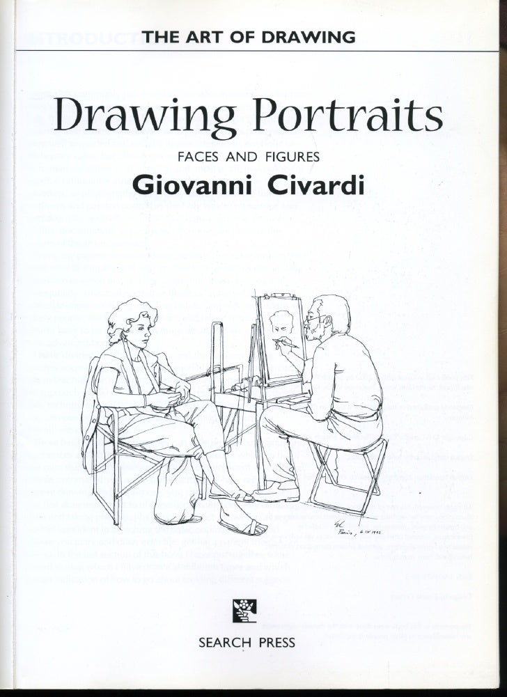 study drawing drawing portraits faces and figures Slide 2