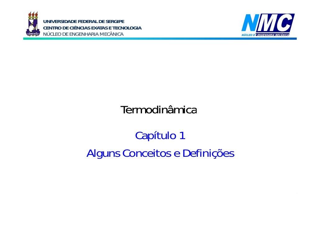 UNIVERSIDADE FEDERAL DE SERGIPE CENTRO DE CIÊNCIAS EXATAS E TECNOLOGIA NÚCLEO DE ENGENHARIA MECÂNICA                      ...