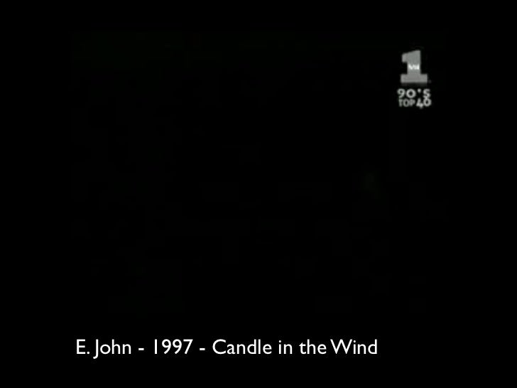 E. John - 1997 - Candle in the Wind