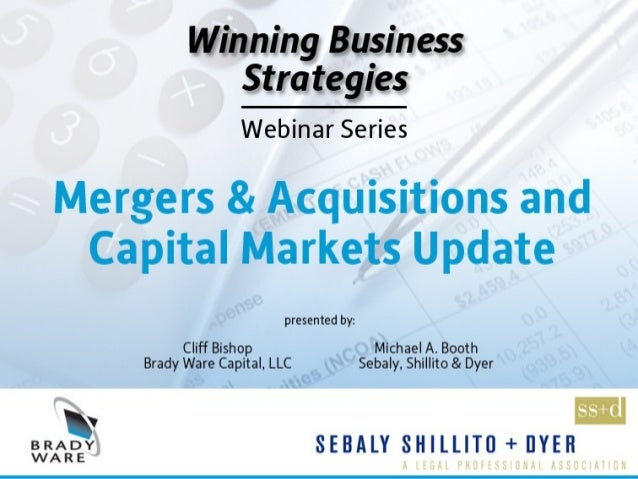 mergers and acquisitions and market share When acquisitions are made, one bigger company buys a smaller one to gather  its market share and brand name such deals allow.