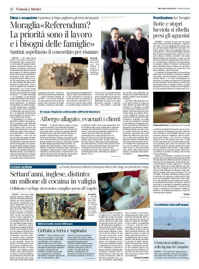 Collabora e si finge ricoverato: complice preso all'Angelo La Finanza ferma due trafficanti all'aeroporto Marco Polo: drog...