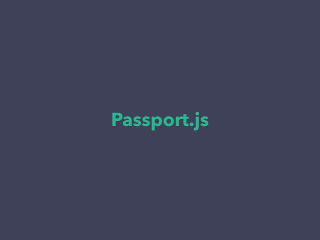 Passport.js