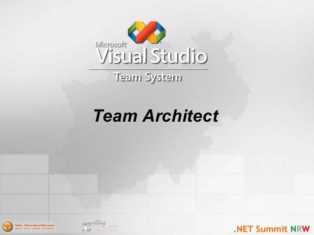 Team Architect