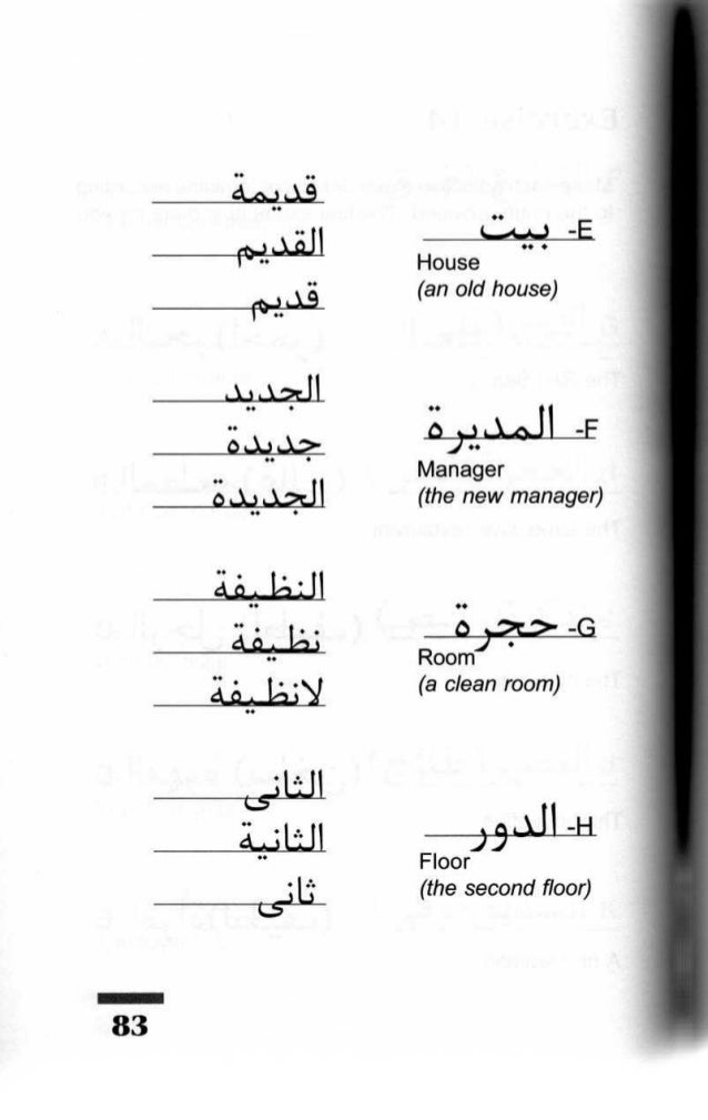 02write It In Arabic A Workbook And Step By Step Guide To Writing Th