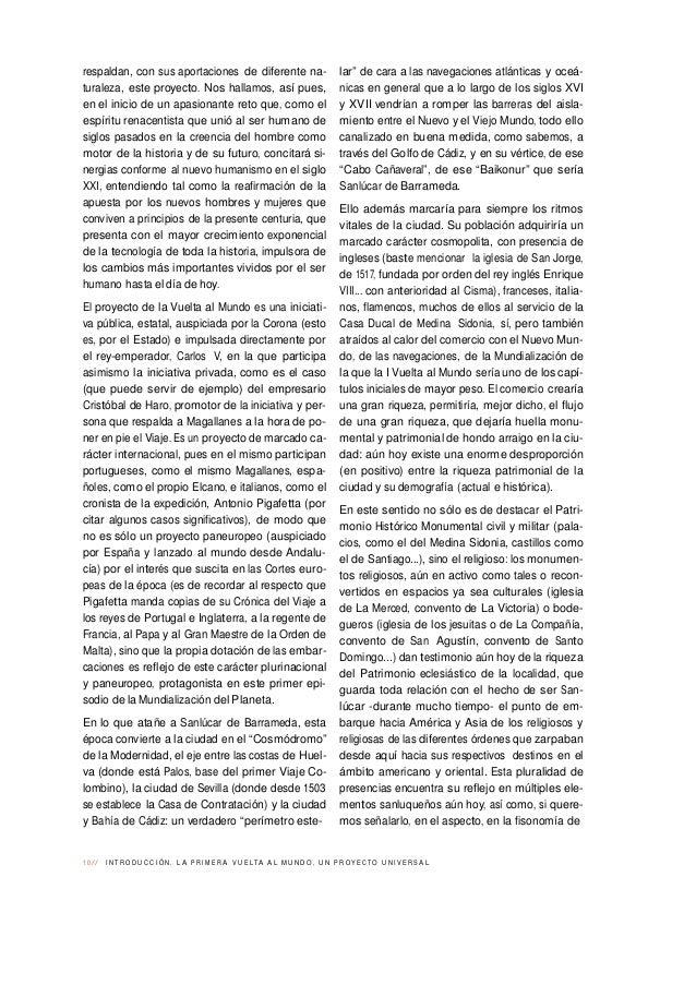 02. In Medio Orbe. Prólogo del Alcalde de Sanlúcar de Barrameda Slide 3