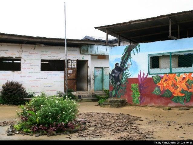 Sandrine Dole, Douala, 2006, cc by-sa.