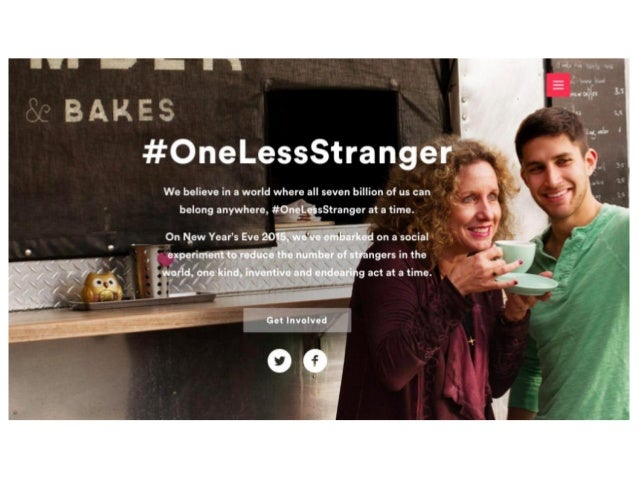 How can you apply lessons from #OneLessStranger to a PR campaign you might be thinking of? Thanks for listening and keep i...